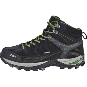 CMP Campagnolo Rigel Mid WP Trekking Shoes Men black-loden
